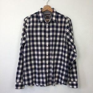 Michael Kors Tailor Fit Button Down Shirt Size M